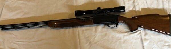 Remington Speedster 552 22Short w Leupold Scope