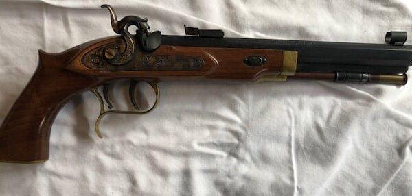 Thompson Center Firearm 45cal muzzle loader