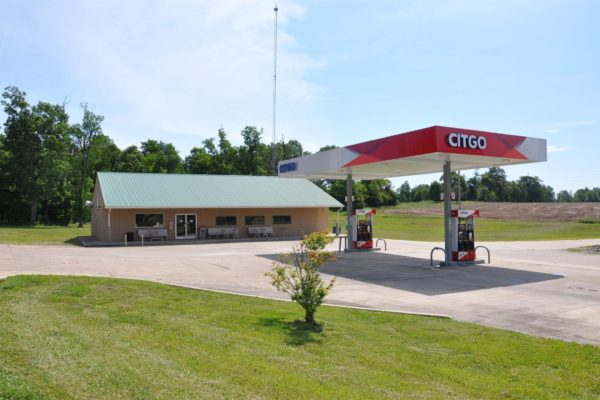 Gas Station Auction