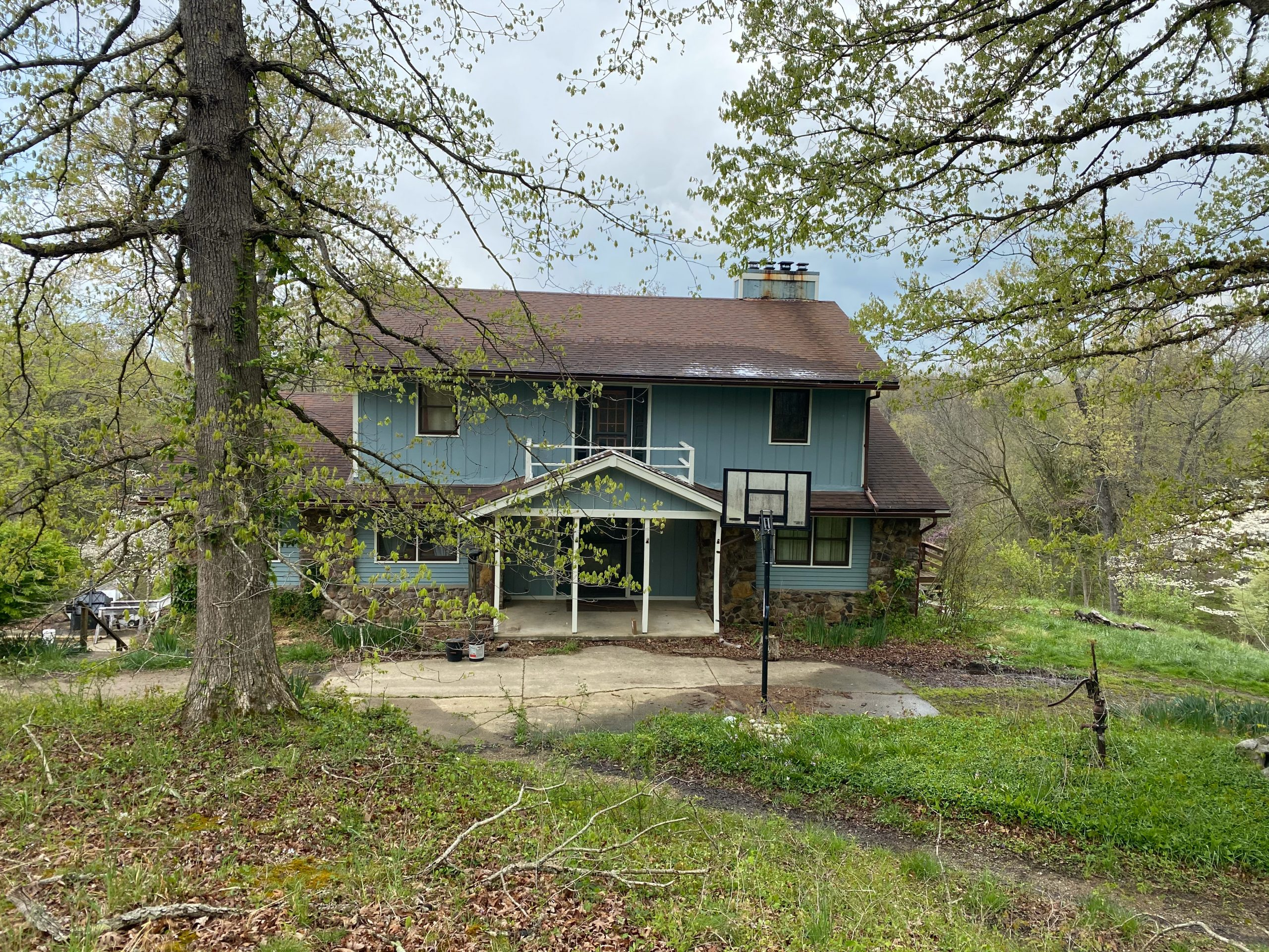 Auction   Home   22 Acres   Barn   Personal Property   Saturday, May 22nd @ 10:00 am EDT