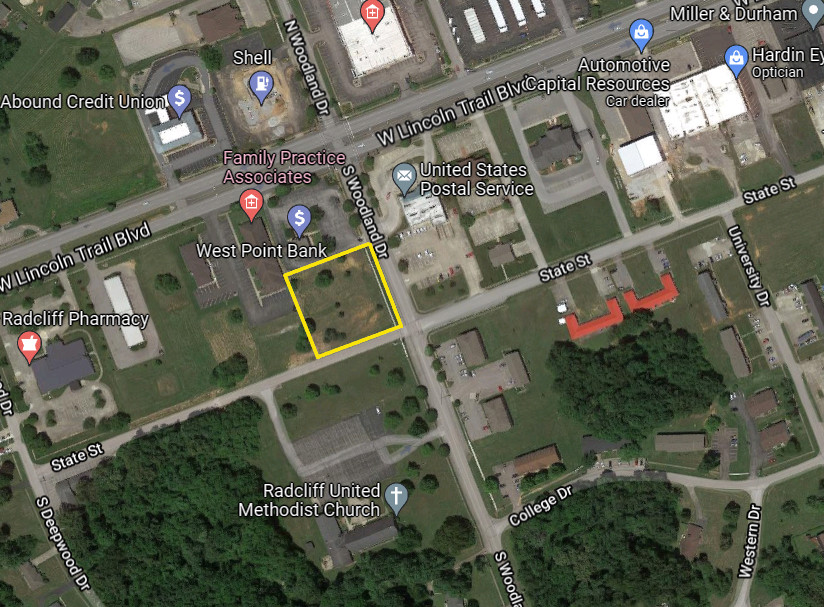 Radcliff Commercial Absolute Auction